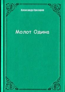 Обложка книги  - Молот Одина