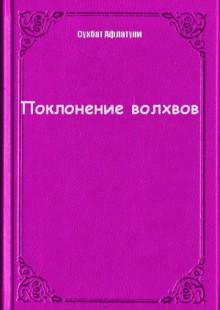 Обложка книги  - Поклонение волхвов