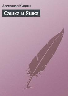 Обложка книги  - Сашка и Яшка