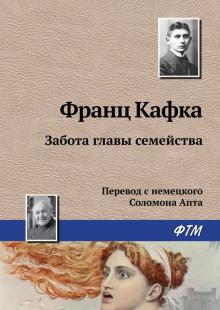 Обложка книги  - Забота главы семейства